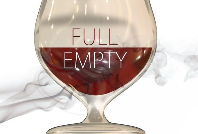 half empty-half full-purpose-purposivewriter