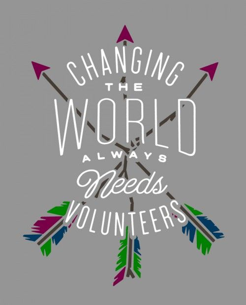 Volunteering Quotes 5 Volunteering Quotes I Love Most  Purposive Writer